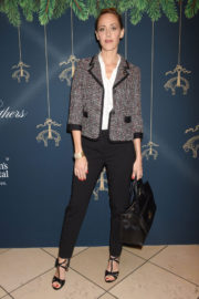 Kim Raver Stills at Brooks Brothers Holiday Celebration with St Jude Children's Research Hospital in Beverly Hills 2017/12/02