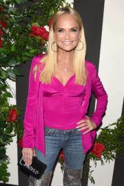 Kristin Chenoweth Stills at Land of Distraction Launch Party 2017 in Los Angeles