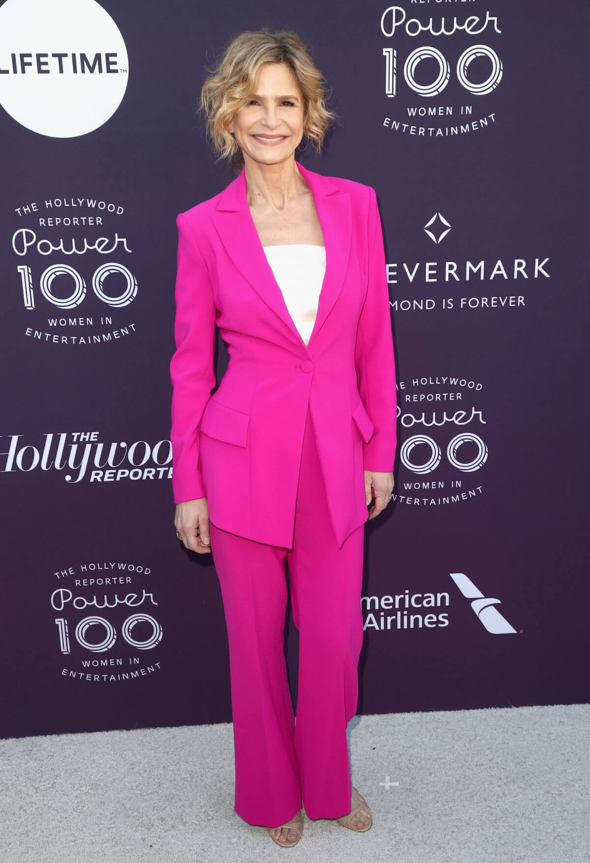 Kyra Sedgwick Stills at Hollywood Reporter's 2017 Women in Entertainment Breakfast in Los Angeles 2017/12/06