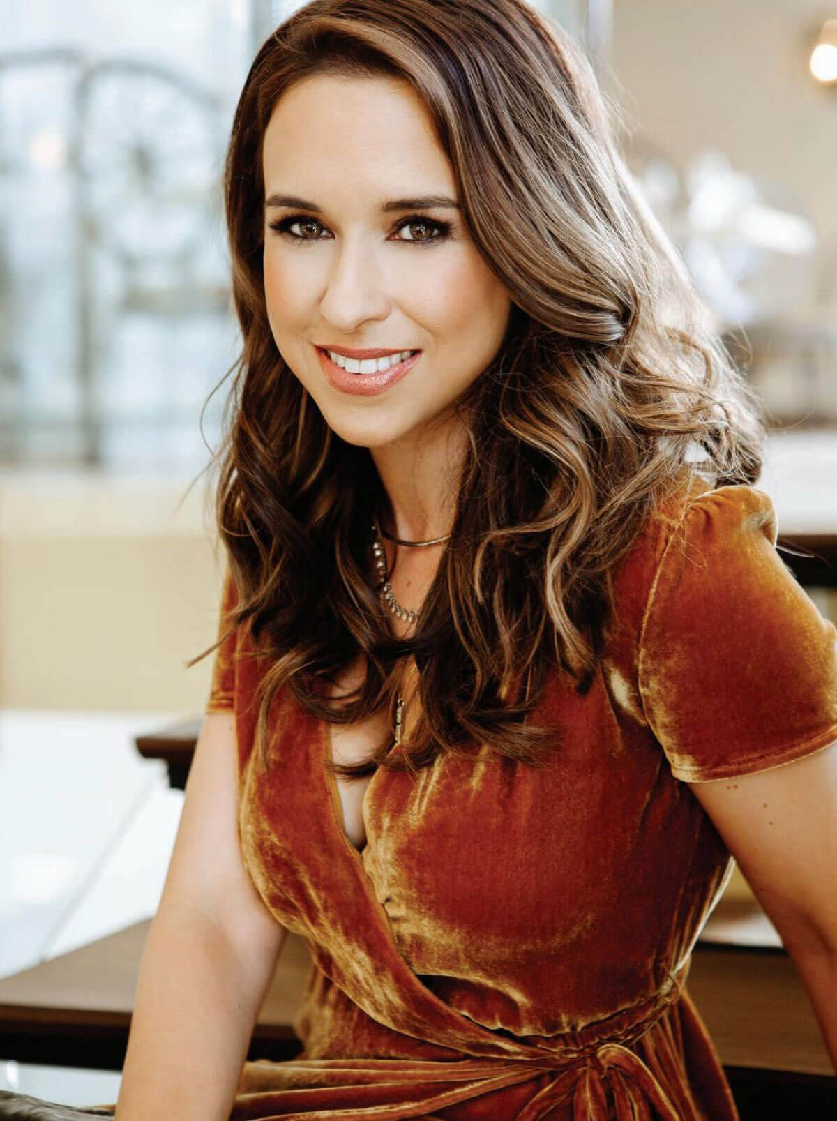 Lacey Chabert Poses for Bella New York Magazine, Holiday 2017