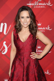 Lacey Chabert Stills at Christmas at Holly Lodge Screening in Los Angeles 2017/12/04
