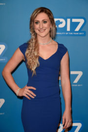 Laura Kenny Stills at Sports Personality of the Year Awards in Liverpool 2017/12/17
