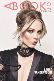 Laura Vandervoort Poses for A Book Of Magazine, October 2017