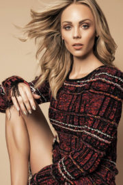 Laura Vandervoort Poses for Inlove Magazine, Winter 2018 Issue