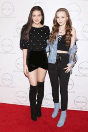 Lilimar Hernandez Stills at Dove x Bellami Collection Launch Party in Culver City 2017/12/02