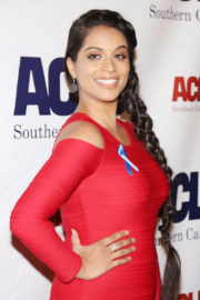 Lilly Singh Stills at Aclu Socal's Annual Bill of Rights Dinner in Los Angeles 2017/12/03