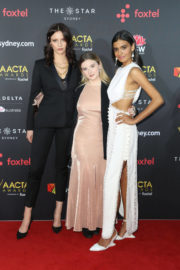 Lily Sullivan, Ruby Rees and Madeleine Madden Stills at 2017 AACTA Awards in Sydney 2017/12/06