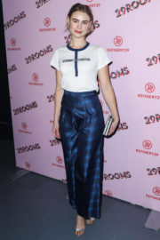 Lucy Fry Stills at Refinery29 29Rooms Los Angeles: Turn It Into Art Opening Party 2017/12/06