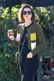 Mary Elizabeth Winstead Stills Out for Lunch in Los Angeles 2017/12/05