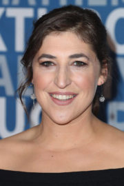 Mayim Bialik Stills at 2017 Breakthrough Prize Ceremony in Mountain View 2017/12/03