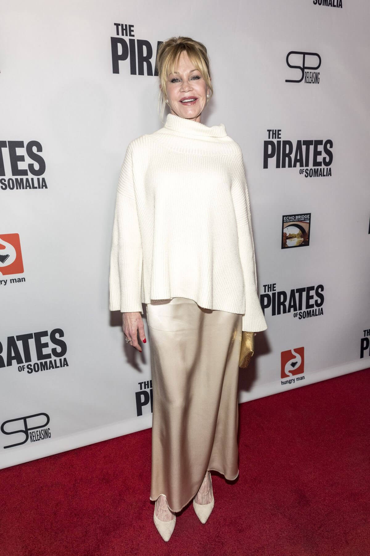 Melanie Griffith Stills at The Pirates of Somalia Premiere in Los Angeles 2017/12/06