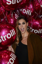 Melissa Satta Stills at Stroili Boutique Opening in Citylife Shopping District in Milan 2017/12/01