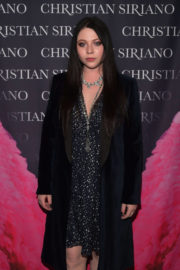 Michelle Trachtenberg Stills at Christian Siriano's Celebrates Launch of His New Book Dresses