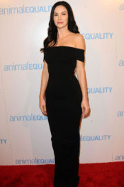 Model Jayde Nicole Stills at Animal Equality Global Action Annual Gala in Los Angeles