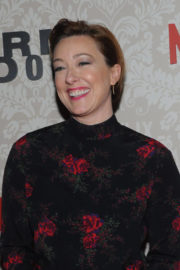 Molly Parker Stills at Wormwood Launch Party in New York 2017/12/12
