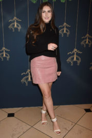 Natalie Alexander Stills at Brooks Brothers Holiday Celebration with St Jude Children's Research Hospital