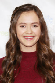 Olivia Sanabia Stills at Project Hollywood Helpers Event in Los Angeles 2017/12/09