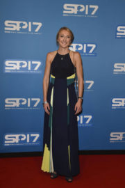 Paula Radcliffe Stills at BBC Sports Personality of the Year Awards in Liverpool 2017/12/17