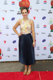 Penny McNamee Stills at Woolworths Carols in the Domain Pre-show VIP Party in Sydney 2017/12/17