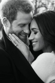 Prince Harry and Meghan Markle Stills Official Engagement Photos