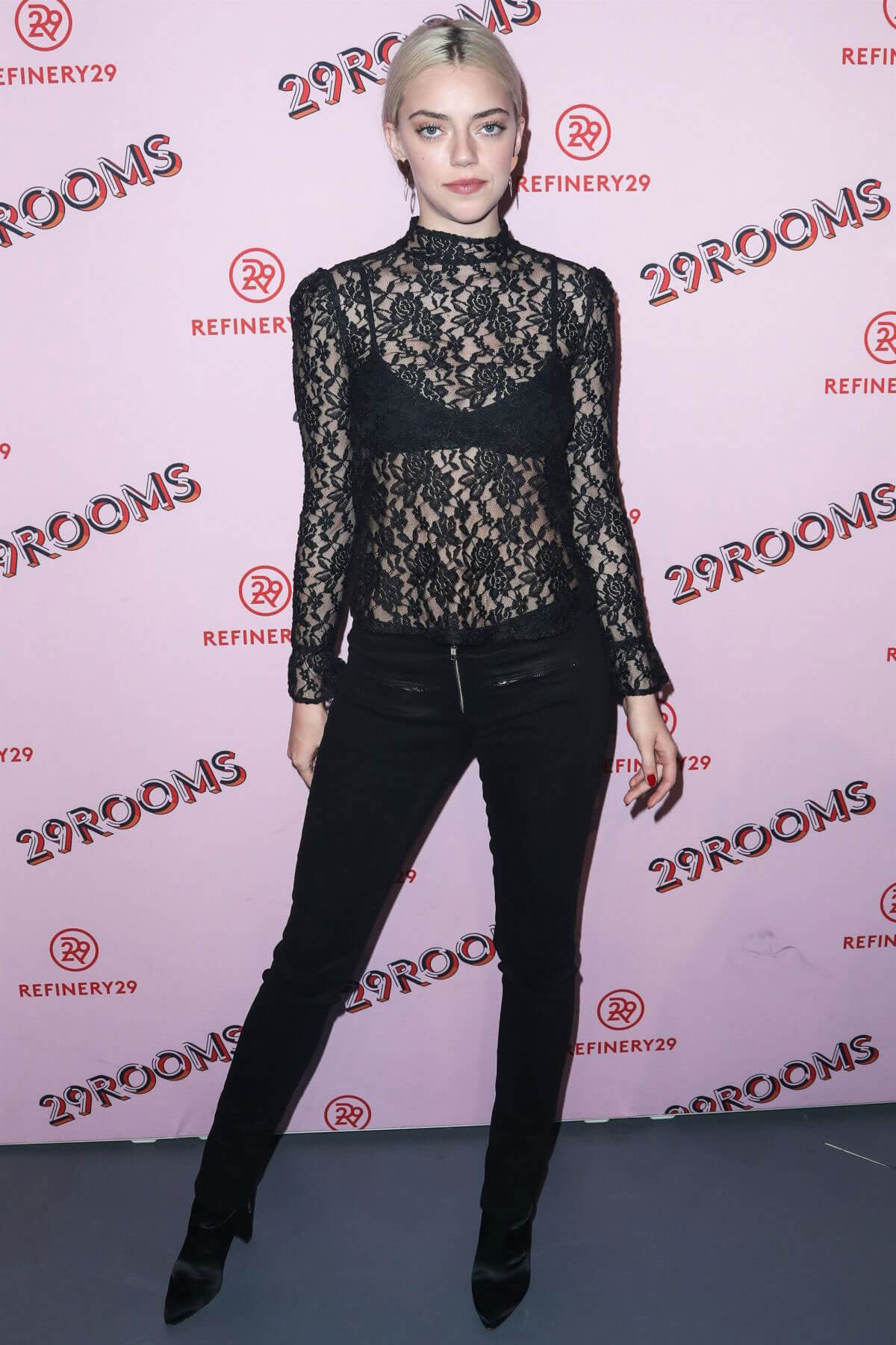Pyper America Stills at Refinery29 29Rooms Los Angeles: Turn It Into Art Opening Party 2017/12/06