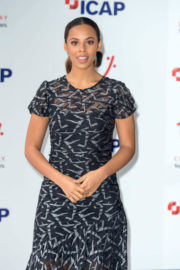 Rochelle Humes Stills at Icap Charity Day in London 2017/12/05