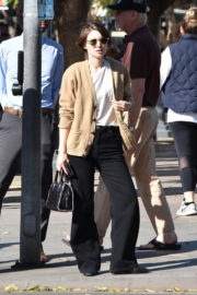 Rooney Mara Stills Out Shopping in Los Angeles 2017/12/17