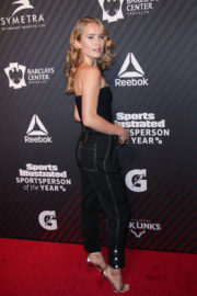 Sailor Brinkley Cook Stills at Sports Illustrated Sportsperson of the Year 2017 Awards in New York 2017/12/05