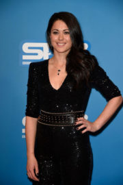 Sam Quek Stills at Sports Personality of the Year Awards in Liverpool 2017/12/17