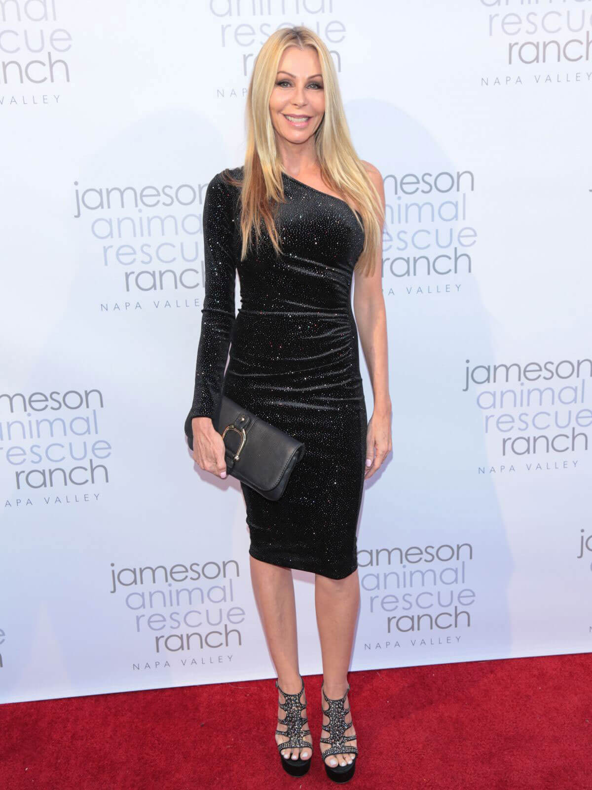 Sharise Neil Stills at Jameson Animal Rescue Ranch Presents Napa in Need in Beverly Hills