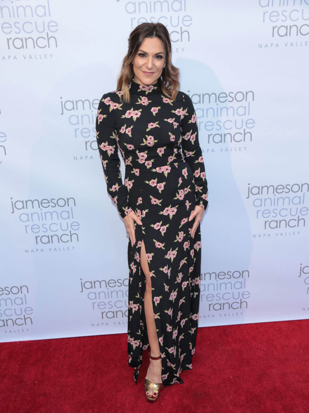 Shoshana Bean Stills at Jameson Animal Rescue Ranch Presents Napa in Need in Beverly Hills