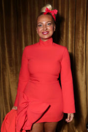 Sia Stills at Amazon Studios Holiday Party in Los Angeles 2017/12/09