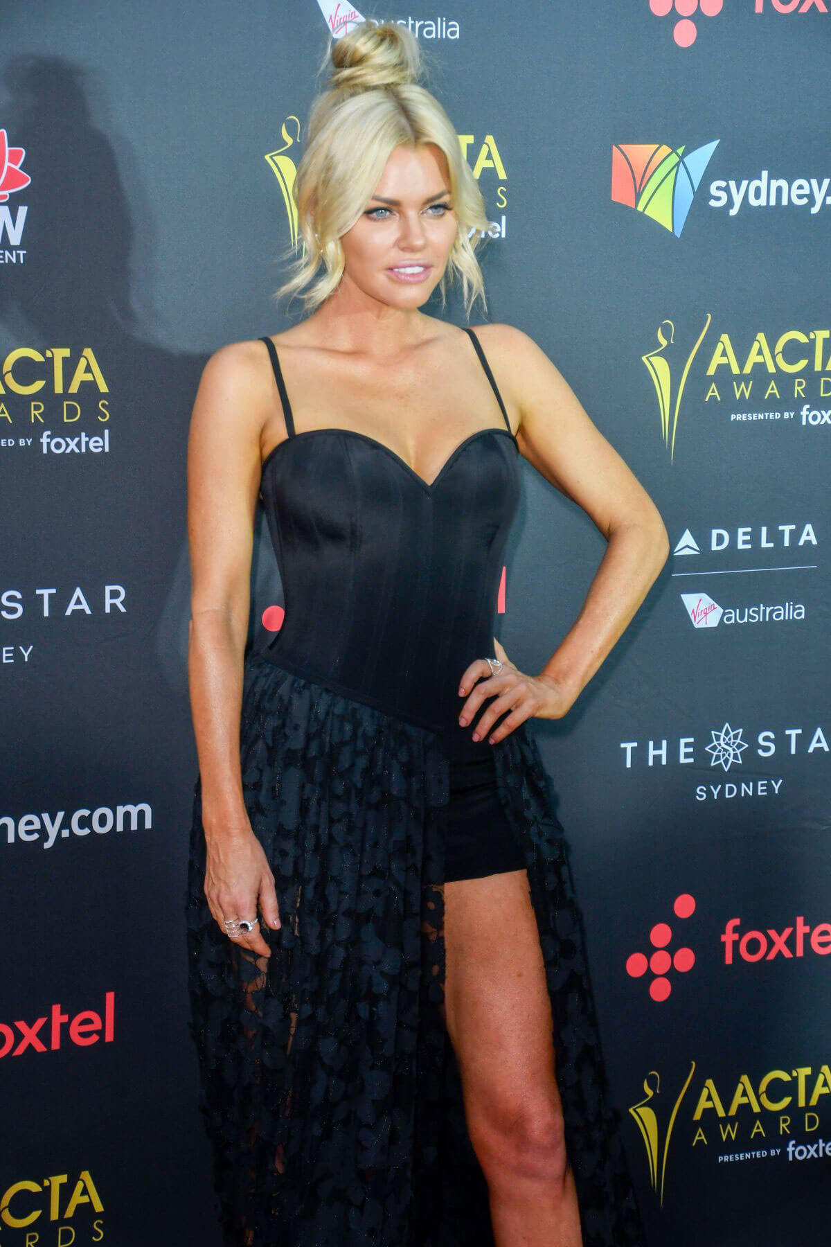 Sophie Monk Stills at 2017 AACTA Awards in Sydney 2017/12/06