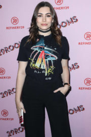 Sophie Simmons Stills at Refinery29 29Rooms Los Angeles: Turn It Into Art Opening Party 2017/12/06