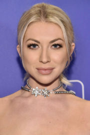 Stassi Schroeder Stills at Daily Mail Holiday Party in New York 2017/12/06