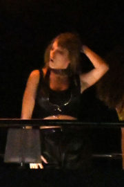Taylor Swift and Future Stills on the Set of Her New Music Video at Luxury Yacht in Miami 2017/12/19