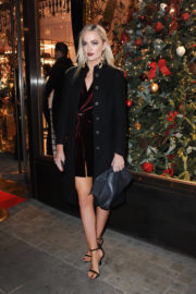 Tina Stinnes Stills at Aspinal of London Store Launch in London 2017/12/05