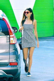 Victoria Justice Stills on the Set of a Photoshoot in Studio City