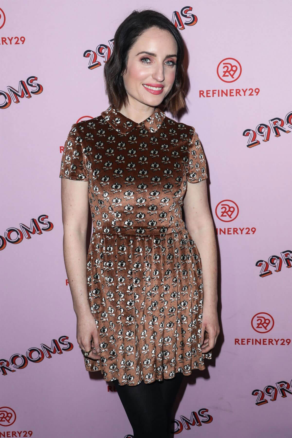 Zoe Lister-Jones Stills at Refinery29 29Rooms Los Angeles: Turn It Into Art Opening Party 2017/12/06