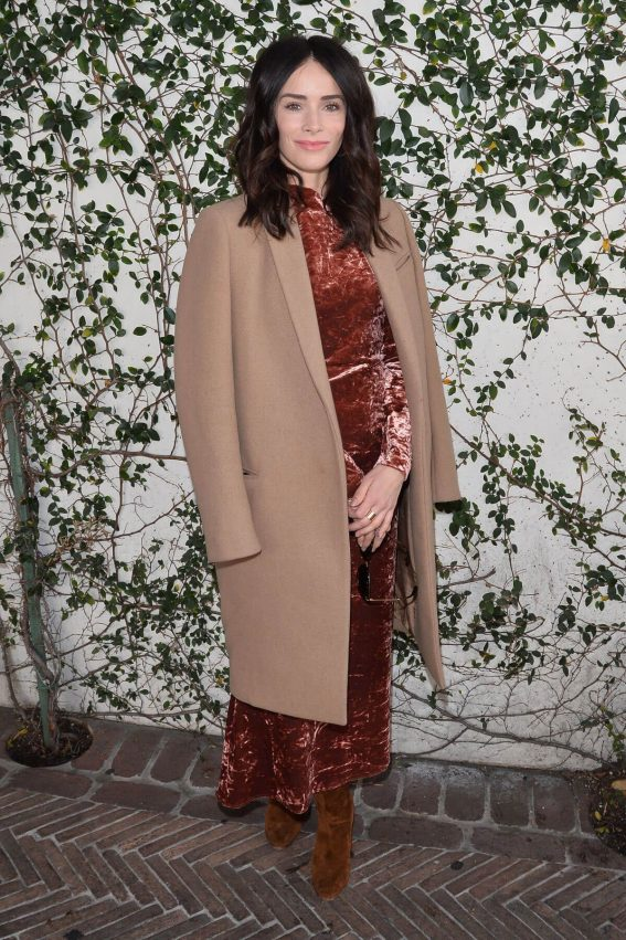 Abigail Spencer Stills at W Magazine's It Girls with Dior in Los Angeles 2018/01/06