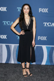 Aimee Garcia Stills at Fox Winter All-star Party, TCA Winter Press Tour in Los Angeles 2018/01/04