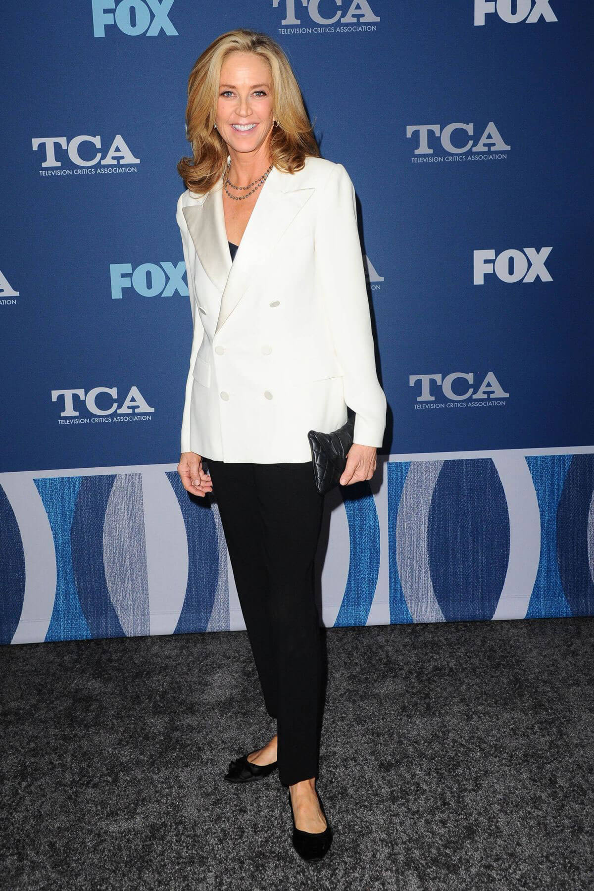 Ally Walker Stills at Fox Winter All-star Party, TCA Winter Press Tour in Los Angeles 2018/01/04