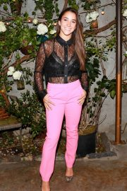 Aly Raisman Stills at Aeriereal Role Models Dinner Party in New York 2018/01/25