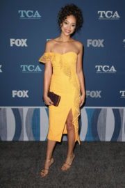 Amber Stevens West Stills at Fox Winter All-star Party, TCA Winter Press Tour in Los Angeles 2018/01/04