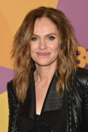 Amy Brenneman Stills at HBO's Golden Globe Awards After-party in Los Angeles 2018/01/07