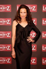 Andie MacDowell Stills at Lambertz Monday Night in Cologne 2018/01/29