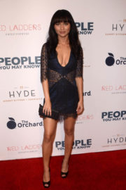 Andrea LeBlanc Stills at People You May Know Premiere in Los Angeles 2017/11/13