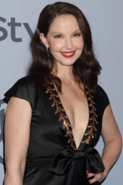 Ashley Judd Stills at Instyle and Warner Bros Golden Globes After-party in Los Angeles 2018/01/07