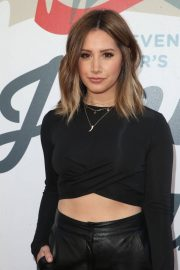 Ashley Tisdale Stills at Steven Tyler and Live Nation Presents Inaugural Janie's Fund Gala and Grammy Viewing Party 2018/01/28