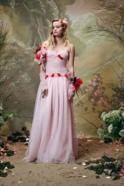 Ava Phillippe Poses for Rodarte, Fall 2018 Ready-to-Wear Collection 2018